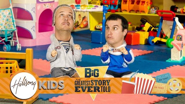 GREATEST STORY EVER TOLD | Big Message Preschool Episode 1.1 | Opening Scene