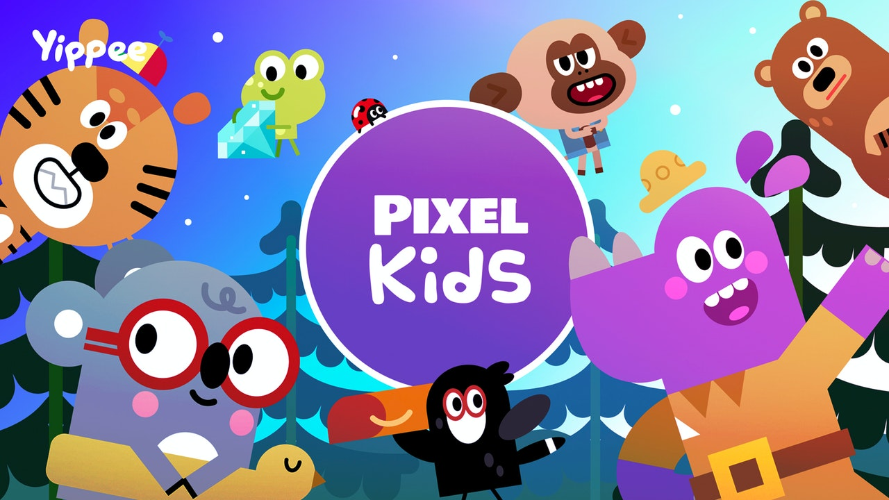 Pixel Kids