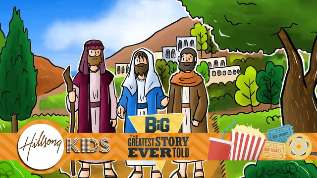 GREATEST STORY EVER TOLD   Big Story 2.3   A Tale To Tell