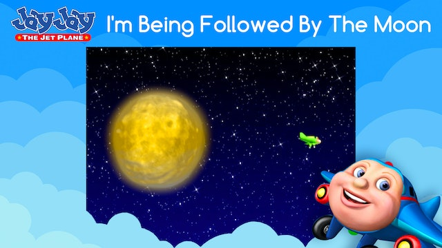 I'm Being Followed By The Moon