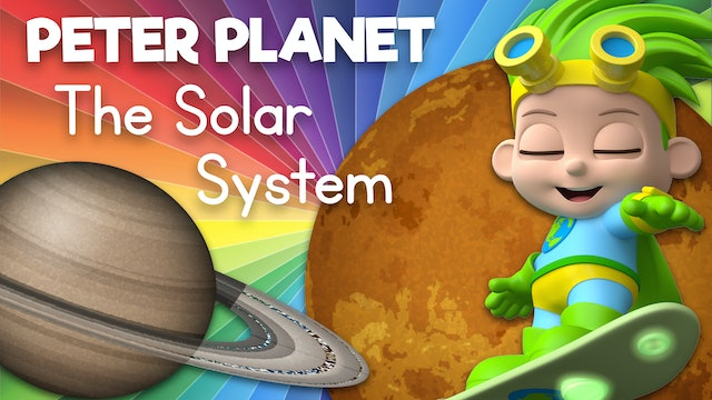 Learn about the Solar System with Peter Planet