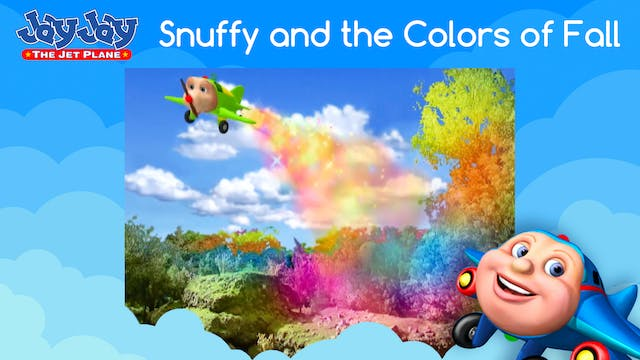 Snuffy and the Colors of Fall
