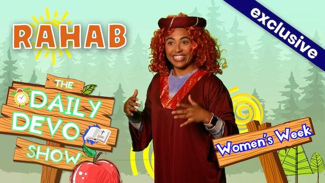 #115 - Rahab