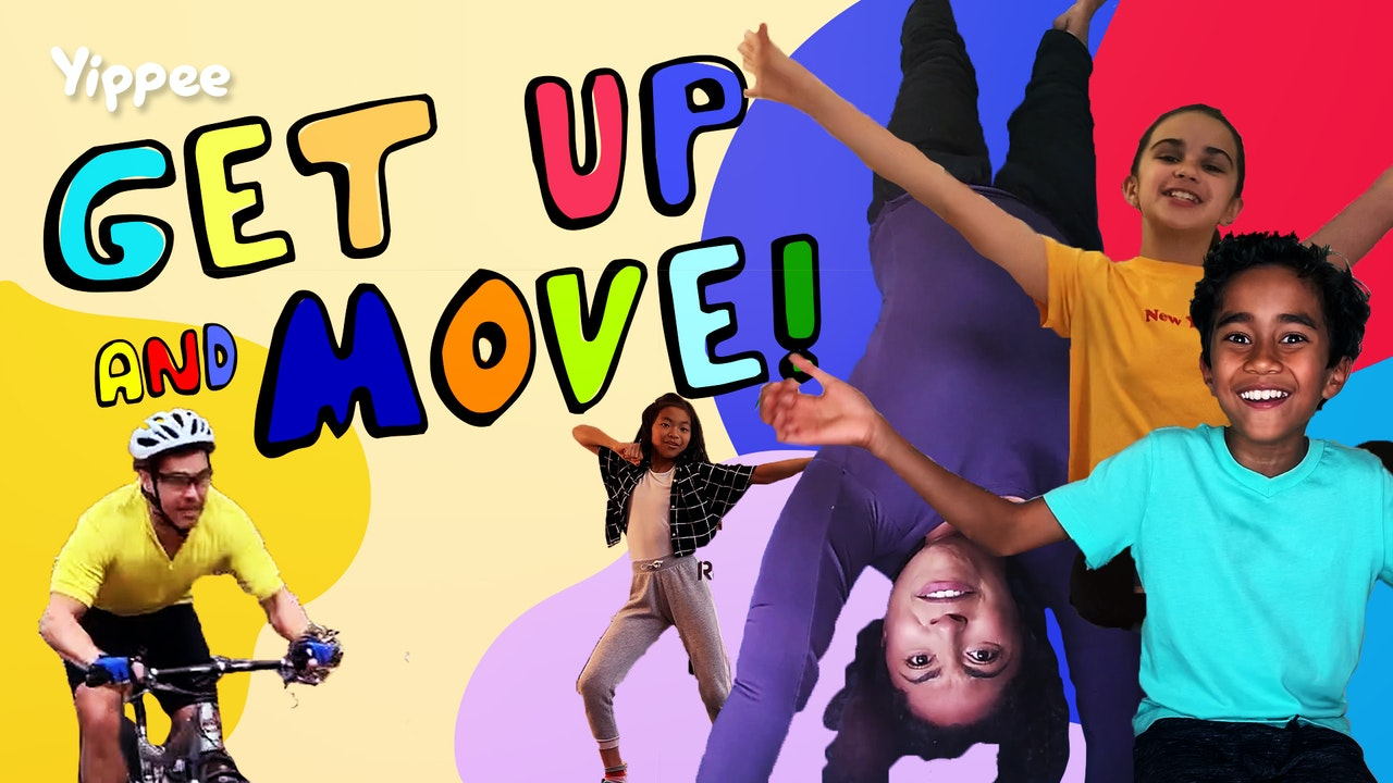 Get Up & Move!