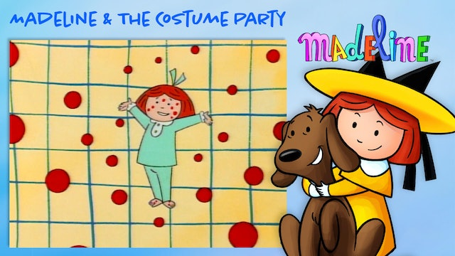 Madeline & The Costume Party