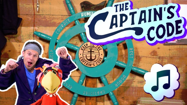 The Captain's Code (Music Video)