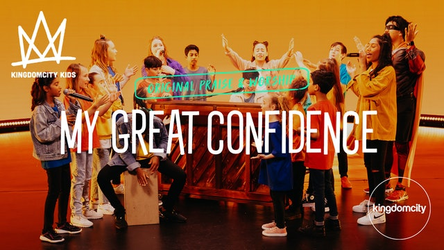 MY GREAT CONFIDENCE (LIVE FROM GLOBAL GATHERING)