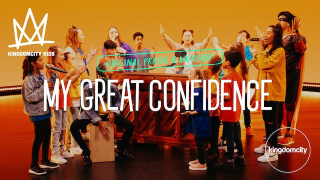MY GREAT CONFIDENCE (LIVE FROM GLOBAL...