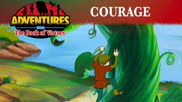 Courage - Jack and the Beanstalk