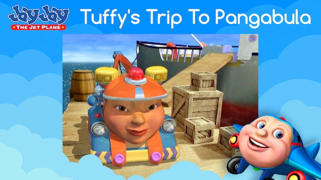 Tuffy's Trip To Pangabula