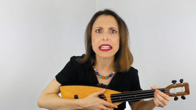 Kids Songs to learn Spanish by Alina Celeste - Vamos a la vuelta