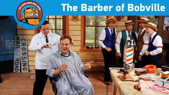 The Barber of Bobville