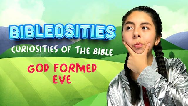 4 | God Formed Eve