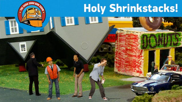 Holy Shrinkstacks!