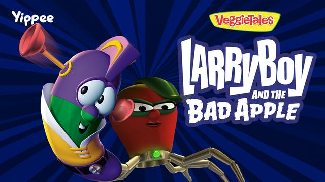 Larryboy and The Bad Apple Trailer