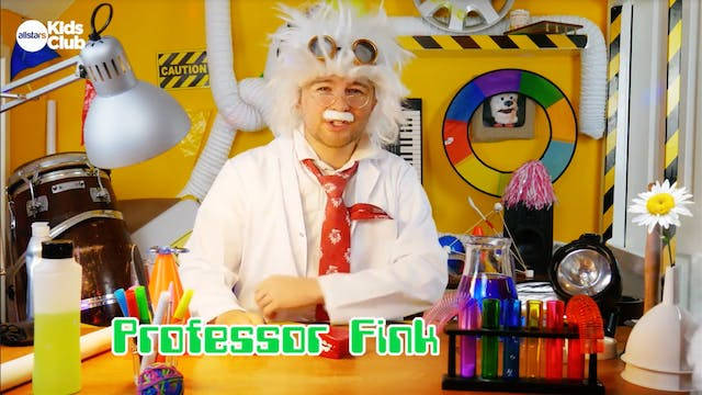 Professor Fink | Water Candle