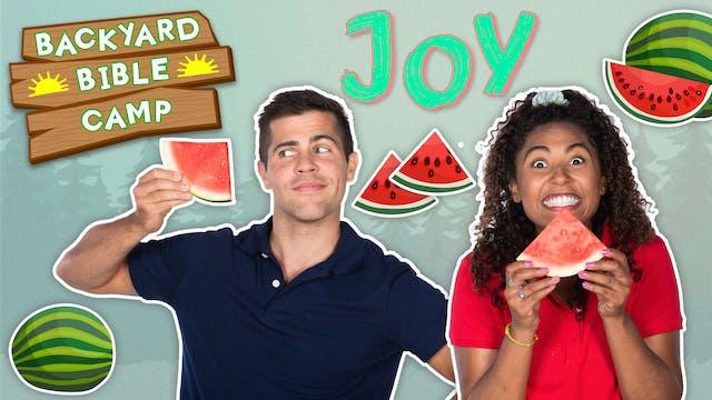 Day 3 — Joy