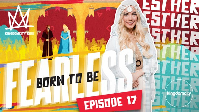 Born To Be Fearless | Episode 17 | Es...