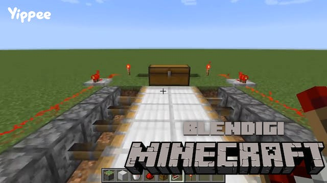 5 Simple Redstone Builds #2
