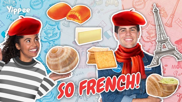 French Food Challenge
