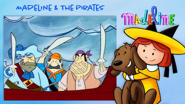 Madeline & The Pirates