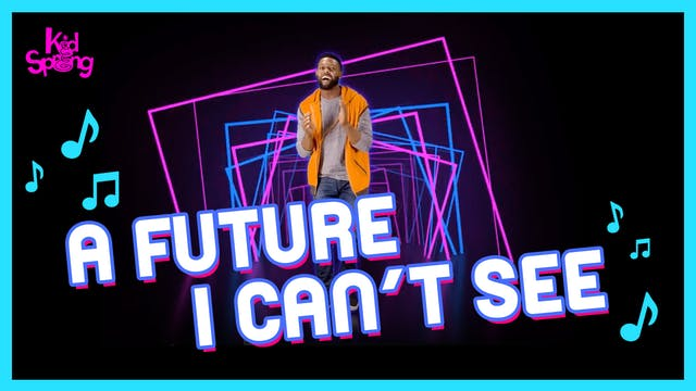 A Future I Can't See
