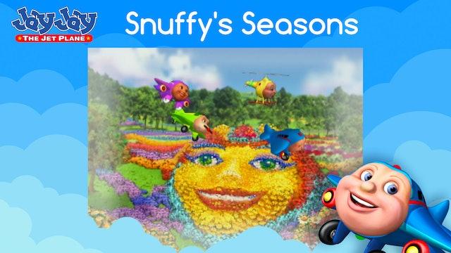 Snuffy's Seasons