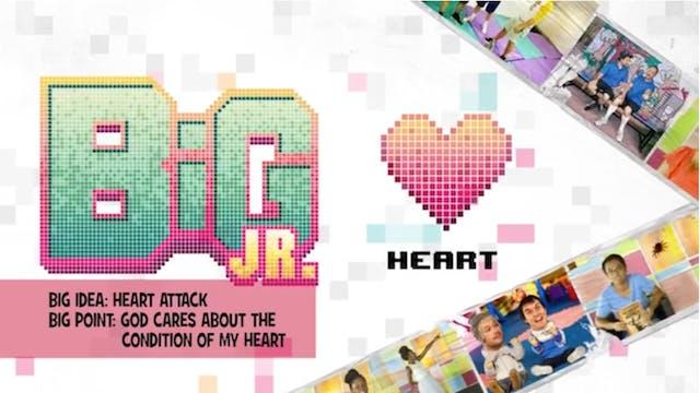 HEAD HEART HANDS   Big Message Presch...