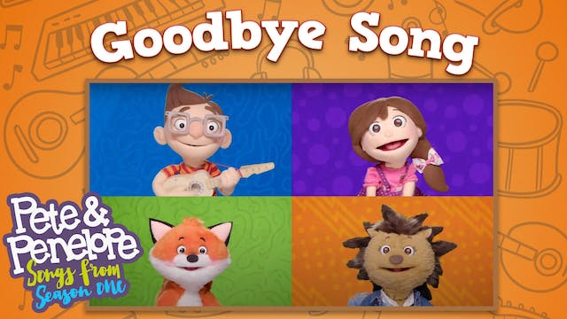 The Goodbye Song Music Video