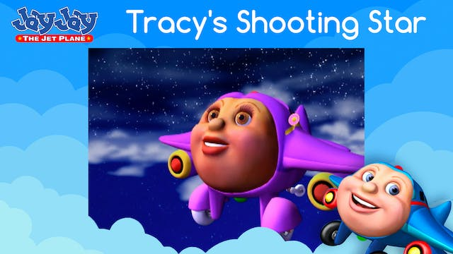 Tracy's Shooting Star