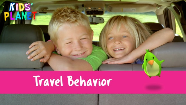 Travel Behavior