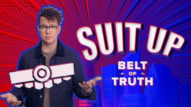 Suit Up Part 2: Belt of Truth
