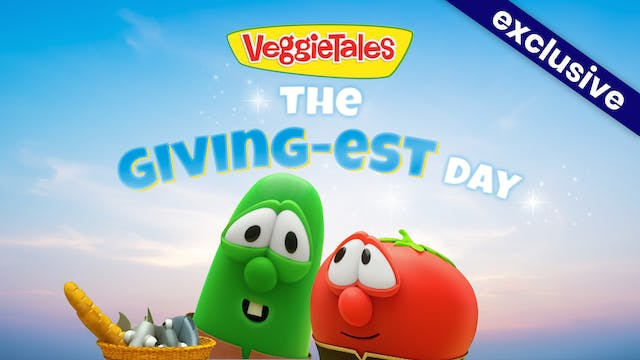 THE GIVING-EST DAY