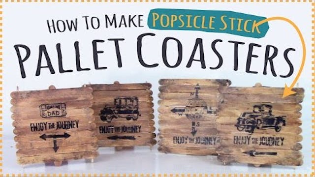 Popsicle Stick Craft - Popsicle Stick...
