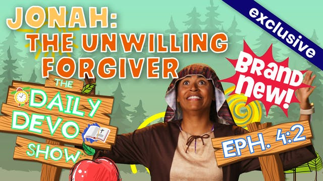 #1 Forgivness - Jonah