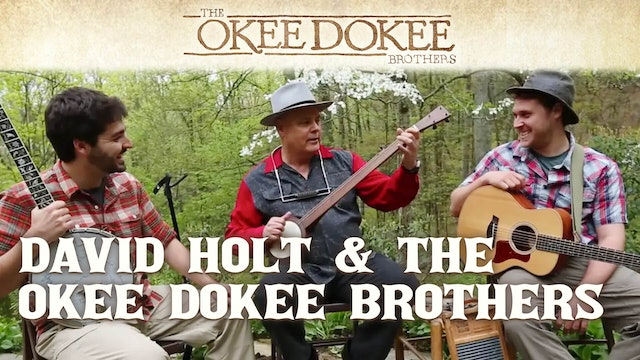 David Holt and The Okee Dokee Brothers