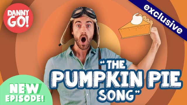 The Pumpkin Pie Song!