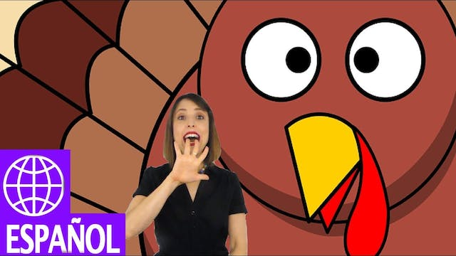 Thanksgiving Songs for Kids in Spanis...