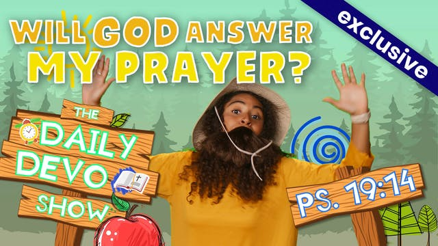 #12 Prayer - Will God Answer My Prayer