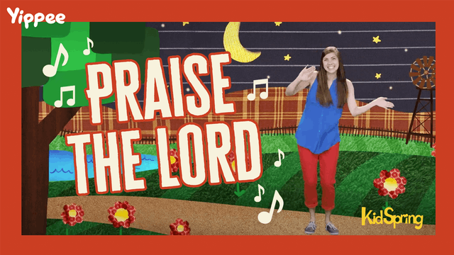 Family Praise & Worship Time