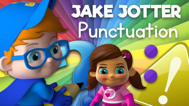 Learn about Punctuation Marks with Ja...