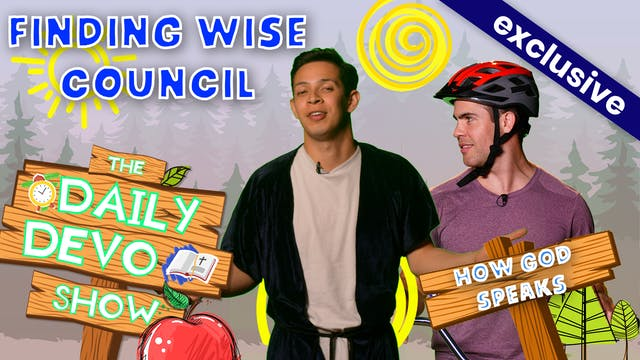 #154 - Finding Wise Council