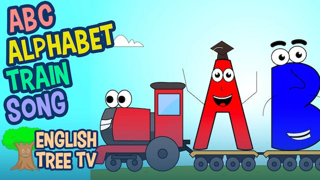Abc Alphabet Train Song 2