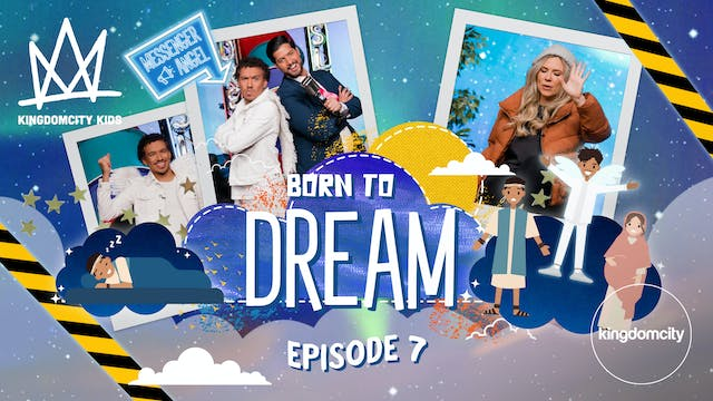 BORN TO DREAM | Episode 7 | Warning D...