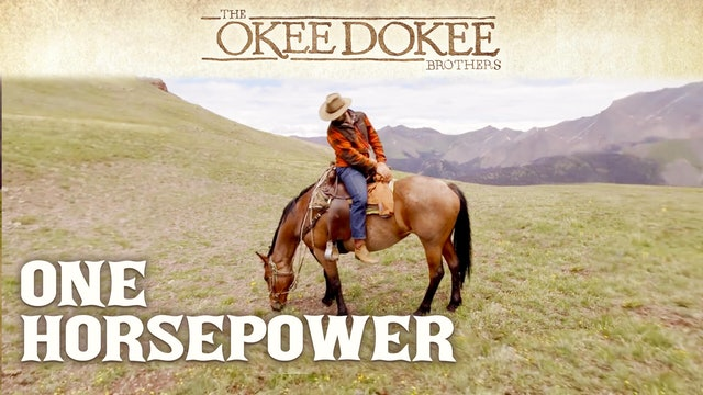 One Horsepower - The Okee Dokee Brothers