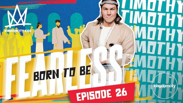Born To Be Fearless   Episode 26   Ti...