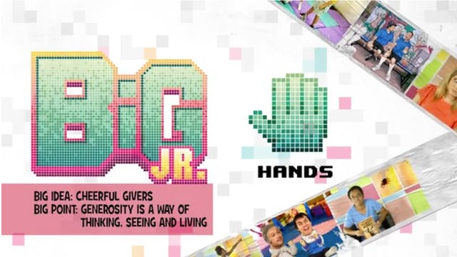 HEAD HEART HANDS | Big Message Presch...