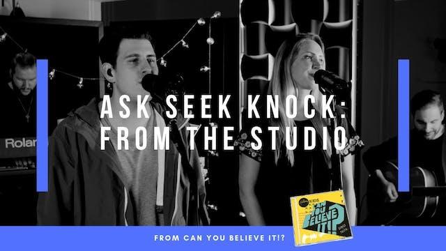 Ask Seek Knock | Hillsong Kids Live f...