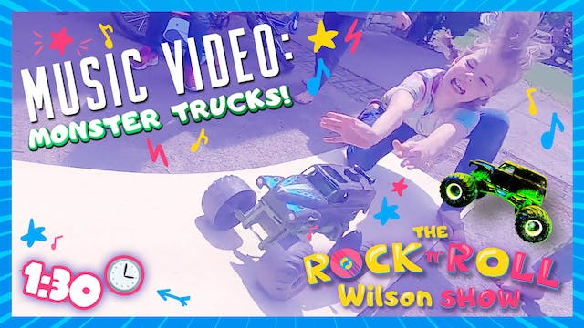 Monster Truck - Music Video