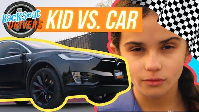 Kid vs. Car